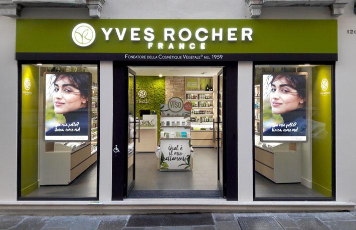 Impianti Yves Rocher di Vicenza - GEST