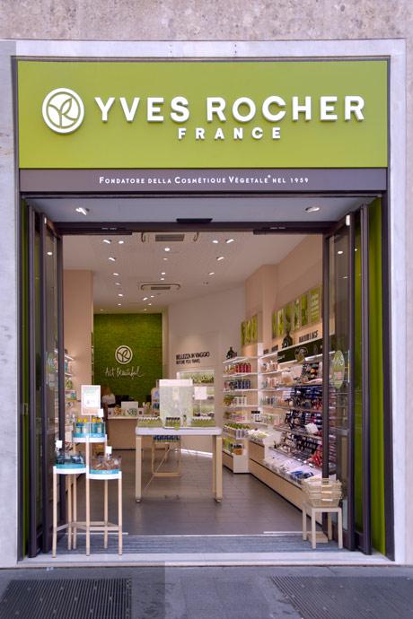Negozio Yves Rocher di Via Torino - GEST