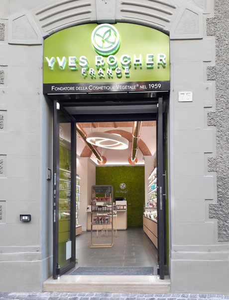Impianti Yves Rocher di Grosseto - GEST